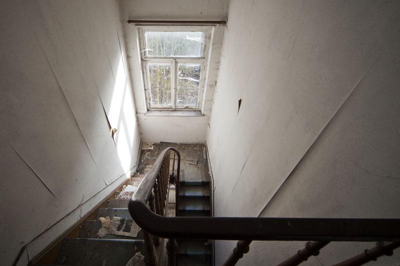 Villa O - Stairs