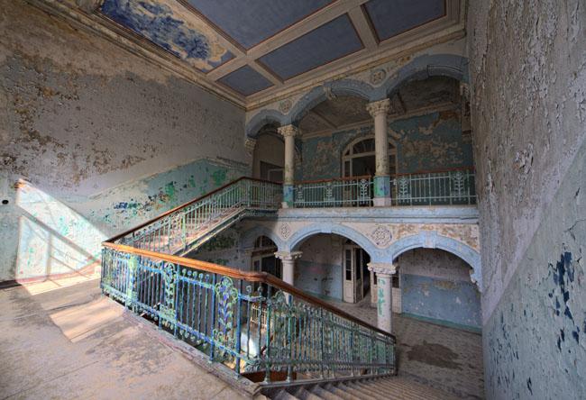 Beelitz-Heilstätten sanatorium (DE)