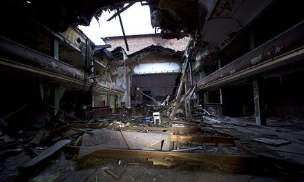 Collapsed theater (DE)