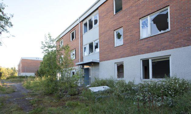 Grängesberg buildings (SE)