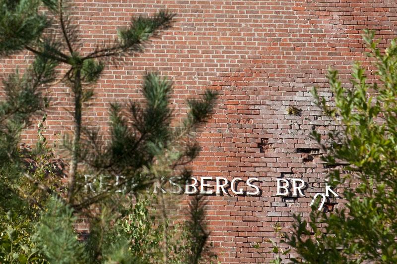 Fredriksberg paper mill logo