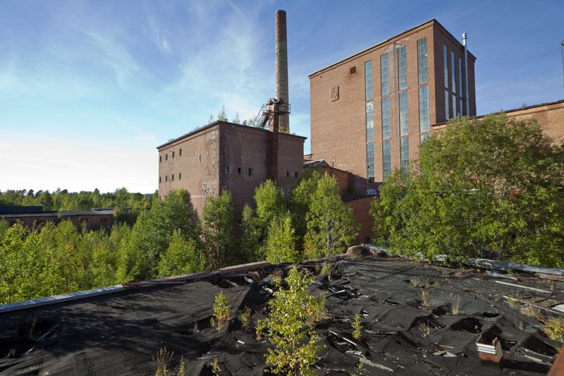 Fredriksberg paper mill (SE)