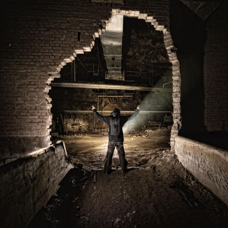 Andreas urbexing underground