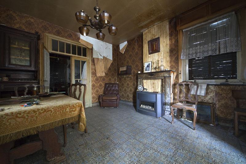 Maison N - Living room