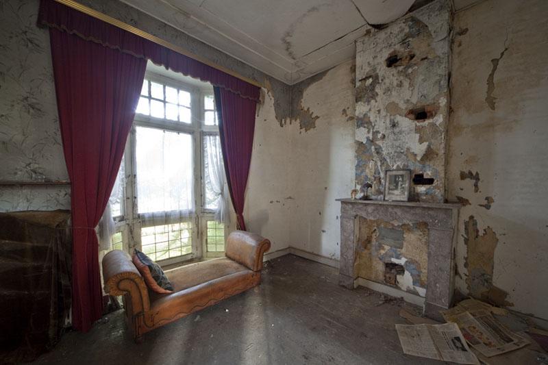 Villa O - Living room