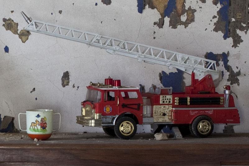 Villa O - Fire truck