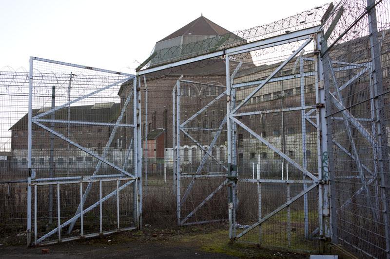 Prison H15 - Exterior 8