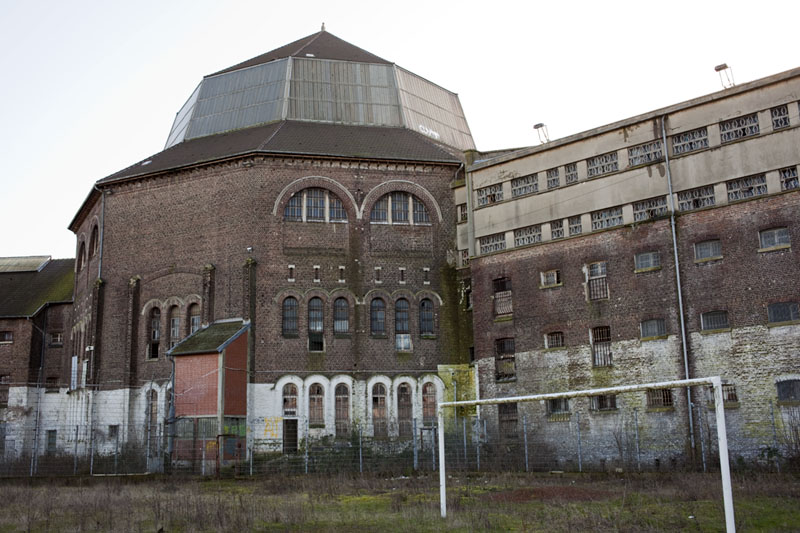 Prison H15 - Exterior 6