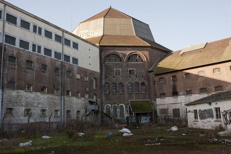 Prison H15 - Exterior 4