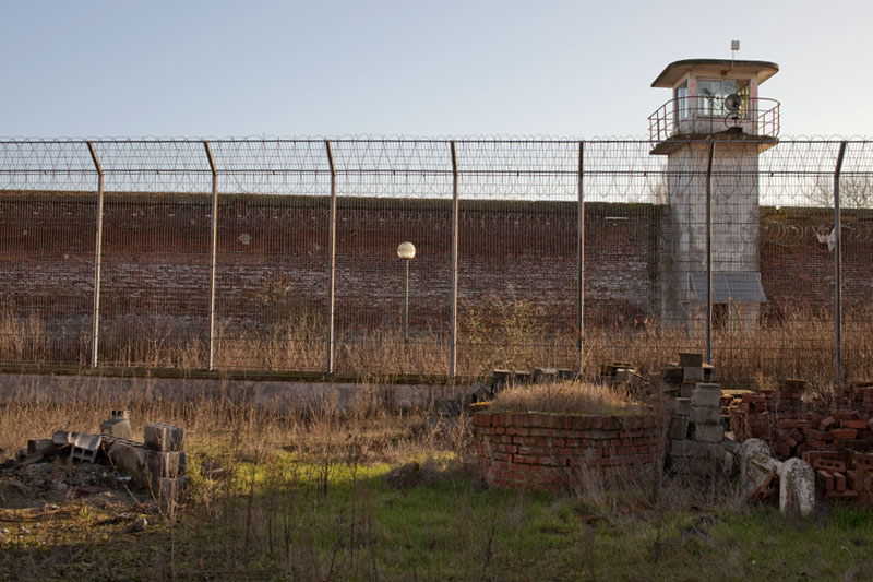 Prison H15 - Exterior 3