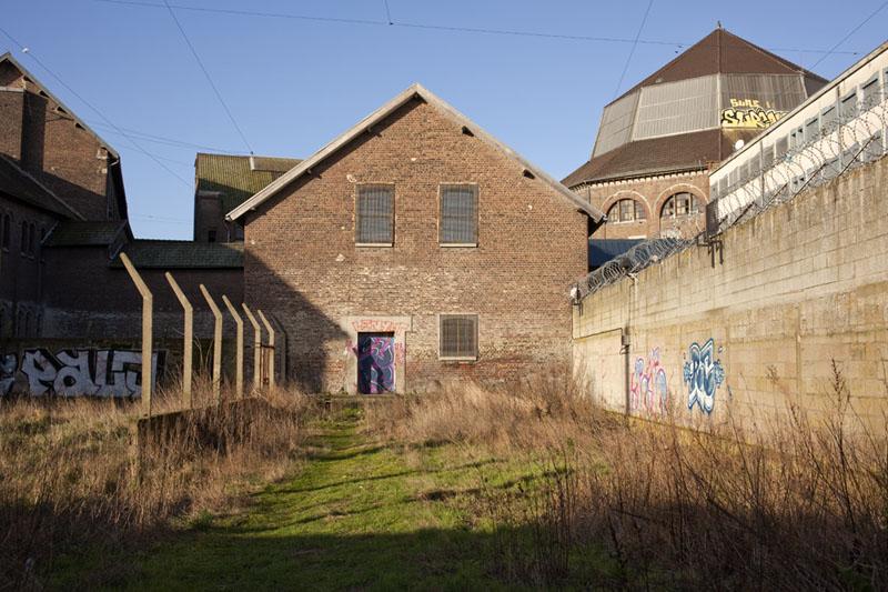 Prison H15 - Exterior 2