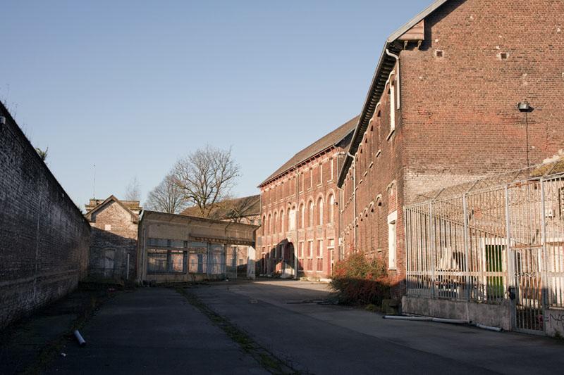 Prison H15 - Exterior 1