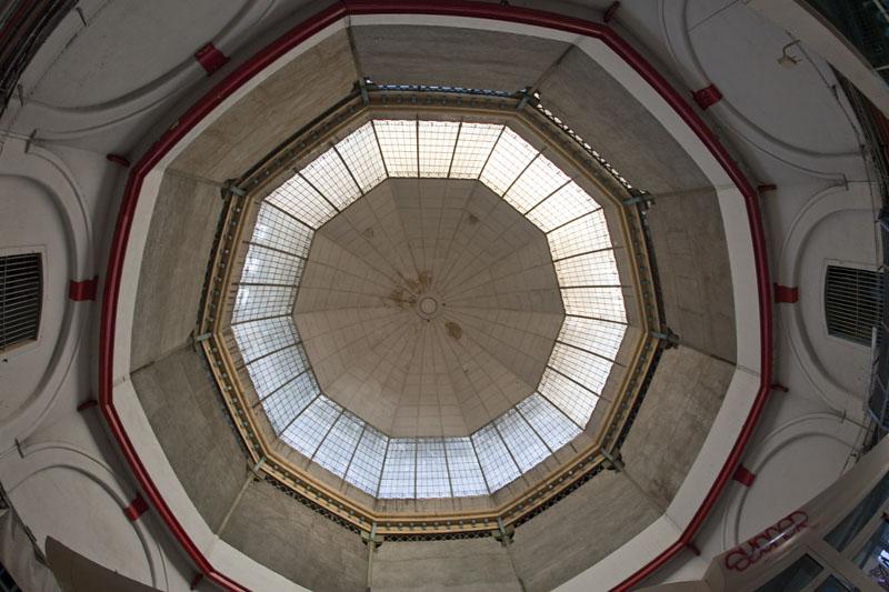 Prison H15 - Center ceiling