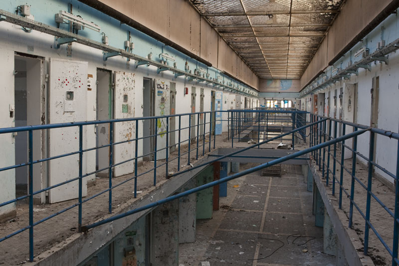 Prison H15 - Cellblock 3