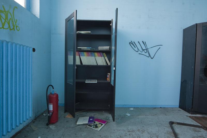 Prison H15 - Library