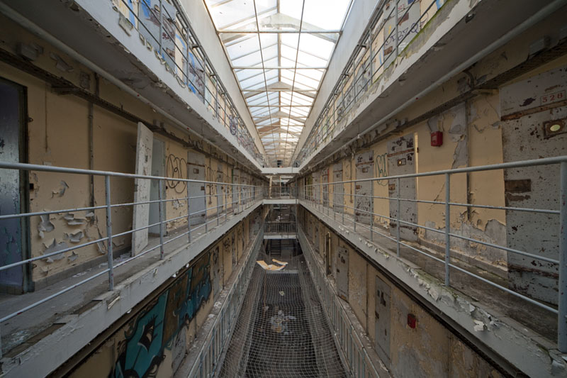 Prison H15 - Cellblock 1